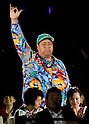 "KONISHIKI,, Apr 03, 2012 : Tokyo, Japan : Former sumo wrestler KONISHIKI, attends the world premiere for the film ""Battleship"" in Tokyo, Japan, on April 3, 2012.The film will open on April 13 in Japan."