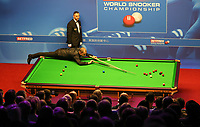 Alex Roebuck / www.alexroebuck.co.uk WORLD SNOOKER CHAMPIONSHIPS 2018<br />