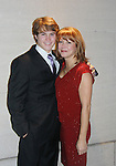 Andrew Trischitta & mom - Actors, crew, production, family come to One Life To Live's wrap party and video tribute on November 18, 2011 at Capitale, New York City, New York.  (Photo by Sue Coflin/Max Photos)