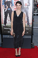 """WESTWOOD, LOS ANGELES, CA, USA - APRIL 28: Ali Cobrin at the Los Angeles Premiere Of Universal Pictures' """"Neighbors"""" held at the Regency Village Theatre on April 28, 2014 in Westwood, Los Angeles, California, United States. (Photo by Xavier Collin/Celebrity Monitor)"""
