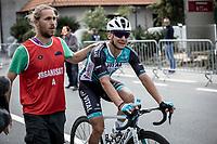 race winner Bryan Coquard (FRA/Vital Concept - B&B Hotels), <br /> <br /> GP Marcel Kint 2019 (BEL)<br /> One Day Race: Kortrijk – Zwevegem 188.10km. (UCI 1.1)<br /> Bingoal Cycling Cup 2019