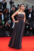 Greta Scarano arrives at the Award Ceremony of the 74th Venice Film Festival at Sala Grande on September 9, 2017 in Venice, Italy. <br /> CAP/GOL<br /> &copy;GOL/Capital Pictures