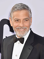 HOLLYWOOD, CA - JUNE 07: George Clooney arrives at the American Film Institute's 46th Life Achievement Award Gala Tribute To George Clooney at the Dolby Theatre on June 7, 2018 in Hollywood, California.<br /> CAP/ROT/TM<br /> &copy;TM/ROT/Capital Pictures