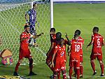 América venció como local 2-0 a Independiente Medellín. Fecha 18 Liga Águila II-2017.