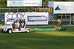 The Vermont Mountaineers were defeated by Holyoke 4-1 in New England Collegiate Baseball League Western DIvision Semifinal game on August 4. The loss eliminates Vermont from the playoffs, ending their 2011 season.