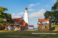 64795-01703 Fort Gratiot Lighthouse along Lake Huron, Port Huron, MI