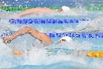 Wales' Ieuan Lloyd competes in the Men's 200m Freestyle - Heat 4<br /> <br /> Photographer Chris Vaughan/Sportingwales<br /> <br /> 20th Commonwealth Games - Day 2 - Friday 25th July 2014 - Swimming - Tollcross International Swimming Centre - Glasgow - UK