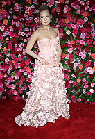 NEW YORK, NY - JUNE 10: Stephanie Styles attends the 72nd Annual Tony Awards at Radio City Music Hall on June 10, 2018 in New York City.  <br /> CAP/MPI/JP<br /> &copy;JP/MPI/Capital Pictures