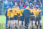 Listowel Emmets v Finuge in the Bernard O'Callaghan Memorial Senior Football Championship Final at Stack Park, Ballybunion on Sunday.