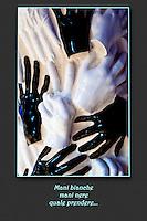 Mani bianche.mani nere.quale prendere...