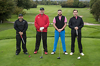 Team Air-IT from left Todd McQuilkin, Keith Nickson, Simon Cooke and Alex Cook