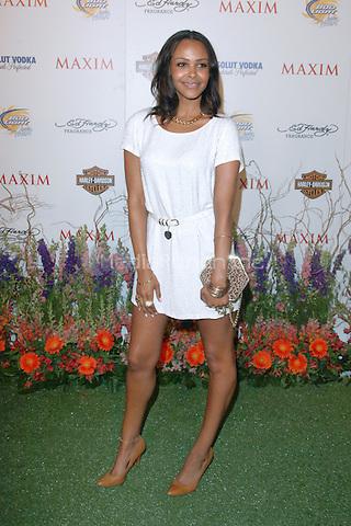 Samantha Mumba at the 11th Annual Maxim Hot 100 Party at Paramount Studios in Los Angeles, California. May 19, 2010.Credit: Dennis Van Tine/MediaPunch