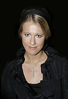 Ksenia Sobchak<br /> Russian TV anchor, journalist, socialite and actress and celebrity presidential candidate running against Putin.<br /> **FILE PHOTO FROM 2006**<br /> CAP/PER<br /> &copy;PER/CapitalPictures