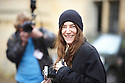 Patti Smith,,writer,artist and performer , in Christchurch College Oxford at The Oxford Literary Festival 2010.CREDIT Geraint Lewis