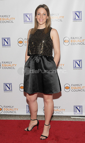 NEW YORK, NY - MAY 09: Jesse Mueller attends the 11th Annual Family Equality Council Night at the Pier at Pier 60 on May 9, 2016 in New York City.  Photo Credit: John Palmer/Media Punch