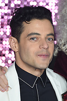 "Rami Malek<br /> arriving for the ""Bohemian Rhapsody"" World premiere at Wembley Arena, London<br /> <br /> ©Ash Knotek  D3455  23/10/2018"