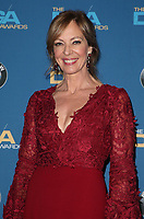 03 February 2018 - Beverly Hills, California - Allison Janney. 70th Annual Directors Guild Of America Awards held at the Beverly Hilton. <br /> CAP/ADM<br /> &copy;ADM/Capital Pictures