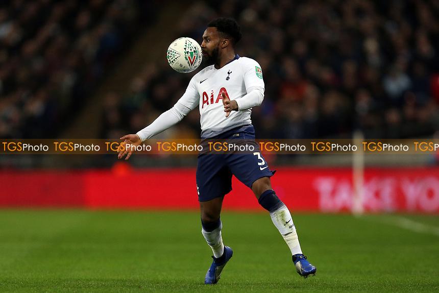 Danny Rose of Tottenham Hotspur during Tottenham Hotspur vs Chelsea, Caraboa Cup Football at Wembley Stadium on 8th January 2019