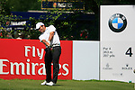 Francesco Molinari (ITA) tees off on the 4th tee during Day 2 of the BMW International Open at Golf Club Munchen Eichenried, Germany, 24th June 2011 (Photo Eoin Clarke/www.golffile.ie)