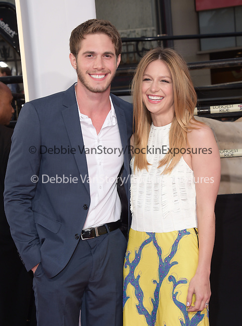 Melissa Benoist at The Twentieth Century Fox  premiere of THE LONGEST RIDE held at the TCL Chinese Theatre  in Hollywood, California on April 06,2015                                                                               © 2015 Hollywood Press Agency