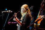 Ashley Campbell of Victoria Ghost performs at Taft Theater in Cincinnati, Ohio