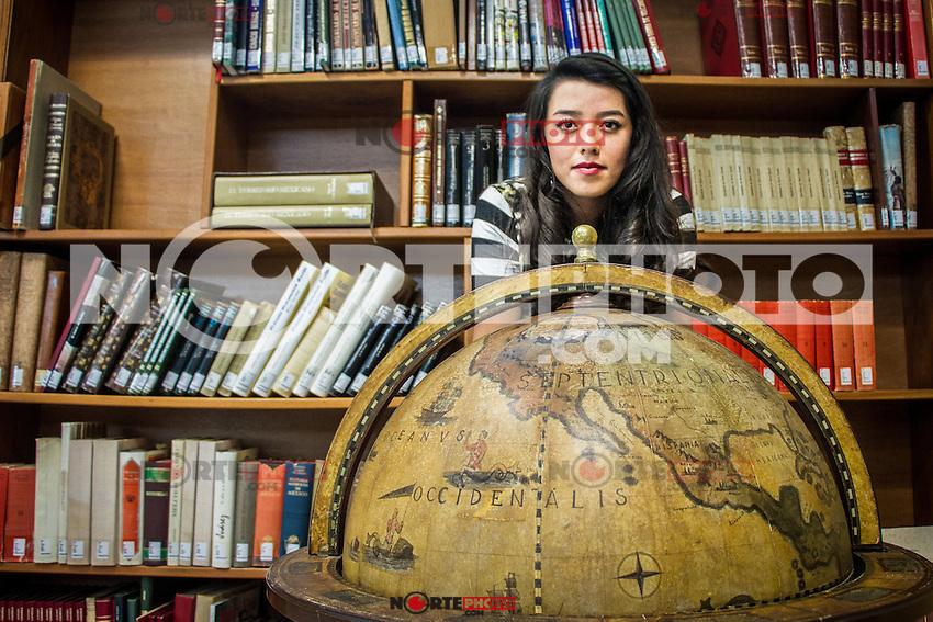 TecMty campus Morelia<br /> Paloma Carre&ntilde;o<br /> Credito:JuanJoseEstradaSerafin/NortePhoto.com