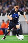 Yuto Nagatomo (JPN), MARCH 29, 2016 - Football / Soccer : FIFA World Cup Russia 2018 Asian Qualifier Second Round Group E match between Japan 5-0 Syria at Saitama Stadium 2002 in Saitama, Japan. (Photo by Yohei Osada/AFLO SPORT)