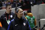 Ashley Hatch - 2016 USA Soccer vs Switzerland
