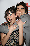 "Isabelle Fuhrman and Alex Wolff attends the Opening Night of The New Group World Premiere of ""All The Fine Boys"" at the The Green Fig Urban Eatery on March 1, 2017 in New York City."