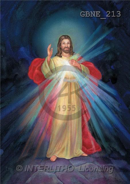 EASTER RELIGIOUS, paintings, Jesus, light(GBNE213,#ER#) , Christo Monti
