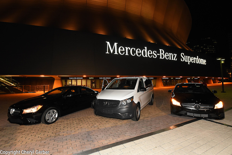 New Orleans Saints Wide Receiver Brandin Cooks Surprises Three Local Heroes  With New Mercedes Benz