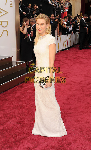 HOLLYWOOD, CA- MARCH 02: Actress Naomi Watts attends the 86th Annual Academy Awards held at Hollywood &amp; Highland Center on March 2, 2014 in Hollywood, California.<br /> CAP/ROT/TM<br /> &copy;Tony Michaels/Roth Stock/Capital Pictures