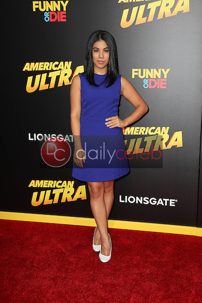"""Chrissie Fit<br /> at the """"American Ultra"""" Los Angeles Premiere, Ace Hotel, Los Angeles, CA 08-18-15<br /> David Edwards/Dailyceleb.com 818-249-4998"""
