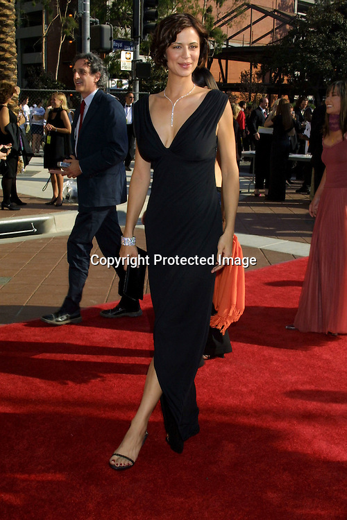 ©2002 KATHY HUTCHINS / HUTCHINS PHOTO .54TH EMMYS - CREATIVE ARTS CEREMONY.SHRINE AUDITORIUM.LOS ANGELES,CA.9/14/02..CATHERINE BELL