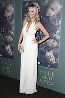 LOS ANGELES, CA - FEBRUARY 05: Helena Mattsson at the Here And Now Los Angeles Premiere at the  DGA Lot on February 5, 2018 in Los Angeles, California. Credit: David Edwards/MediaPunch