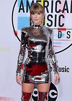 10/9/18 - Los Angeles:  2018 American Music Awards - Arrivals