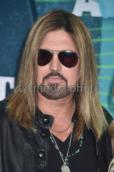 10 June 2015 - Nashville, Tennessee - Billy Ray Cyrus. 2015 CMT Music Awards held at Bridgestone Arena. Photo Credit: Laura Farr/AdMedia