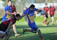 140705 Horowhenua-Kapiti Club Rugby - Paraparaumu v Waikanae