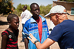 S4C with Kidzdream in Senegal (during World Social Forum 2011)