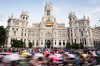 Stage 21: Fuenlabrada to Madrid (107km)<br /> La Vuelta 2019<br /> <br /> ©kramon
