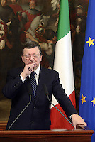 Roma, 15 Giugno 2013<br /> Palazzo Chigi<br /> Incontro tra il presidente del Consiglio dei Ministri, Enrico Letta, e il presidente della Commissione Europea, Jos&eacute; Manuel Durao Barroso.<br /> Nella foto Jos&eacute; Manuel Durao Barroso.