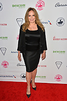 LOS ANGELES, CA. October 06, 2018: Catherine Bach at the 2018 Carousel of Hope Ball at the Beverly Hilton Hotel.<br /> Picture: Paul Smith/Featureflash