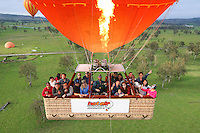 20151128 November 28 Hot Air Balloon Gold Coast