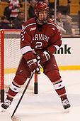 Tyler Moy (Harvard - 2) - The Harvard University Crimson defeated the Boston University Terriers 6-3 (EN) to win the 2017 Beanpot on Monday, February 13, 2017, at TD Garden in Boston, Massachusetts.
