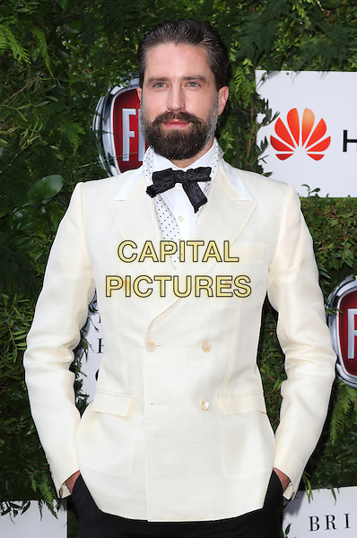 Jack Guinness at the One For The Boys Charity Ball, Victoria and Albert Museum, London on June 12th 2016<br /> CAP/ROS<br /> &copy;Steve Ross/Capital Pictures