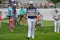 Jon Rahm (ESP) heads to 16 during 1st round of the World Golf Championships - Bridgestone Invitational, at the Firestone Country Club, Akron, Ohio. 8/2/2018.<br /> Picture: Golffile | Ken Murray<br /> <br /> <br /> All photo usage must carry mandatory copyright credit (&copy; Golffile | Ken Murray)