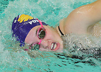 Girls Swimming Sectional 2-5-15