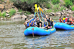 7/26/14 pm Fong - Rafting Shoshone with Nova Guides