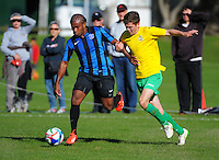 150419 Central League Football - Lower Hutt v Miramar Rangers