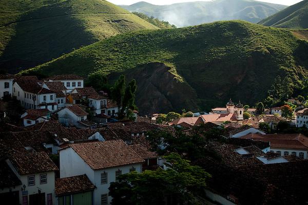 Ouro Preto_MG, Brasil...Cidade de Ouro Preto em Minas Gerais...Ouro Preto town in Minas Gerais. ..Foto: JOAO MARCOS ROSA / NITRO